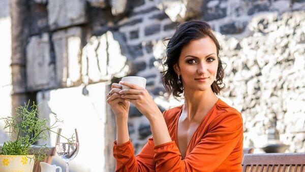 Дизайнер одежды и преподаватель дефиле в модельном агентстве Анастасия Балак - Sputnik Беларусь