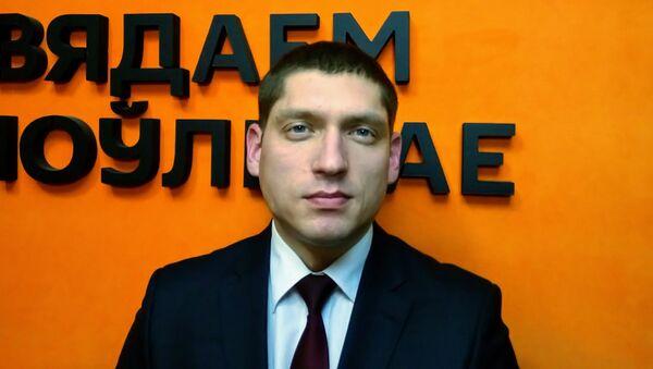 Экономический обозреватель Алексей Авдонин - Sputnik Беларусь