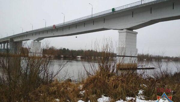 Мост праз раку Прыпяць - Sputnik Беларусь