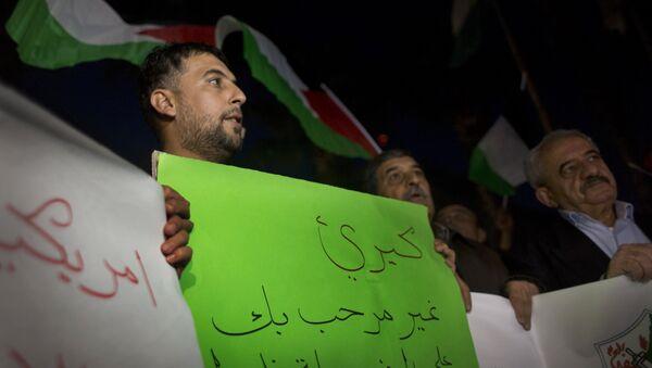 Протесты в Палестине - Sputnik Беларусь