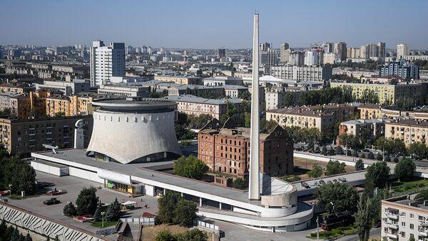 Музей-панарама Сталінградская бітва - Sputnik Беларусь