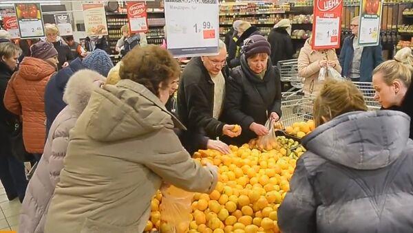 Навагоднія зніжкі ў Мінску - Sputnik Беларусь