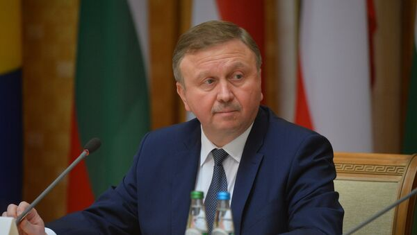 Премьер-министр Беларуси Андрей Кобяков - Sputnik Беларусь