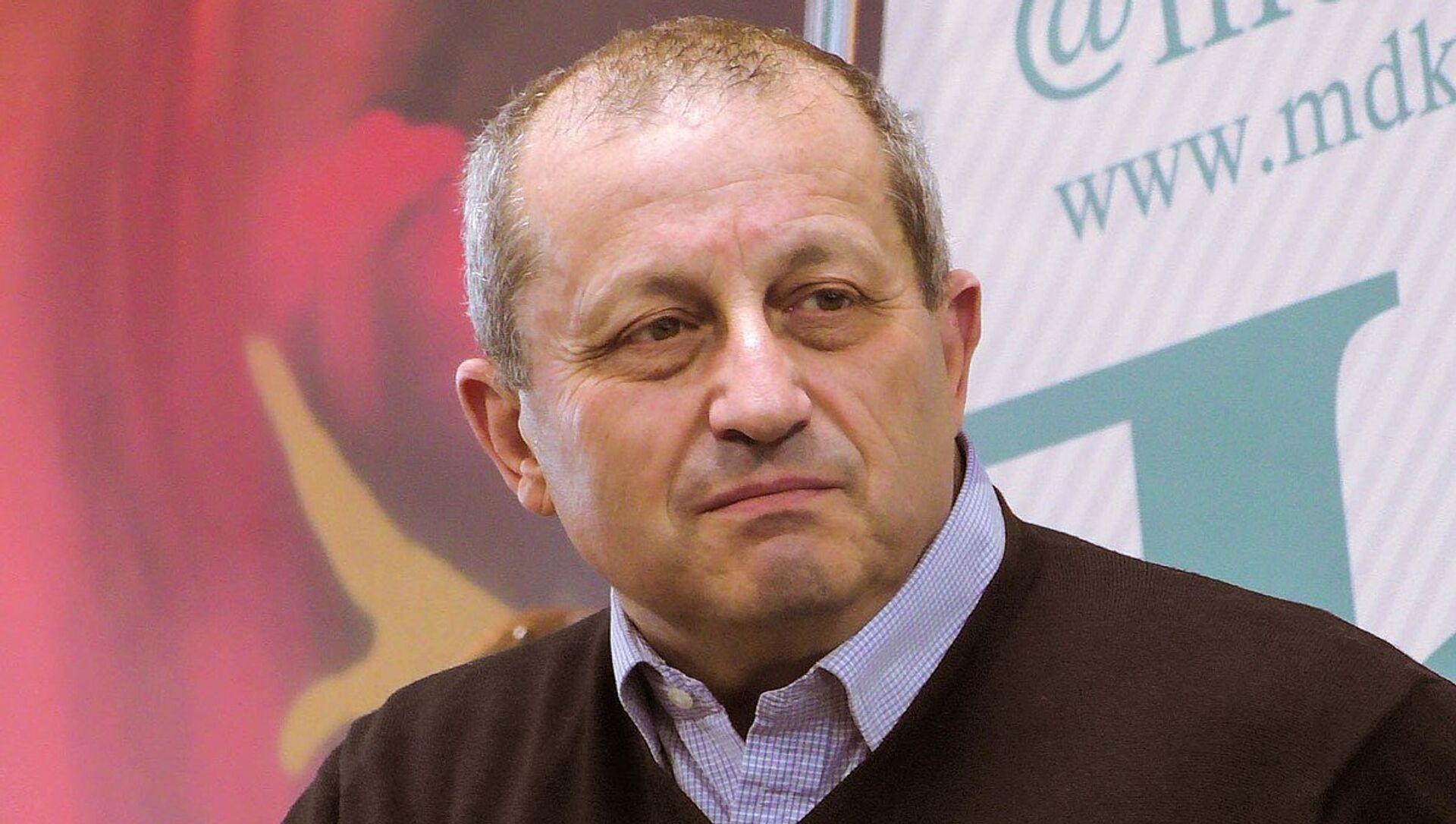 Политический эксперт, экс-глава израильской спецслужбы Натив Яков Кедми  - Sputnik Беларусь, 1920, 13.05.2021