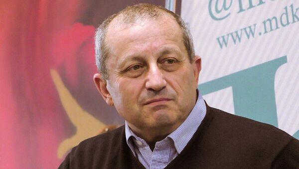 Политический эксперт, экс-глава израильской спецслужбы Натив Яков Кедми - Sputnik Беларусь