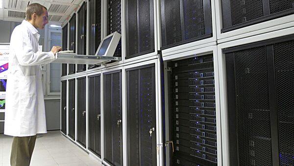 Суперкомпьютер СКИФ К-1000 - Sputnik Беларусь