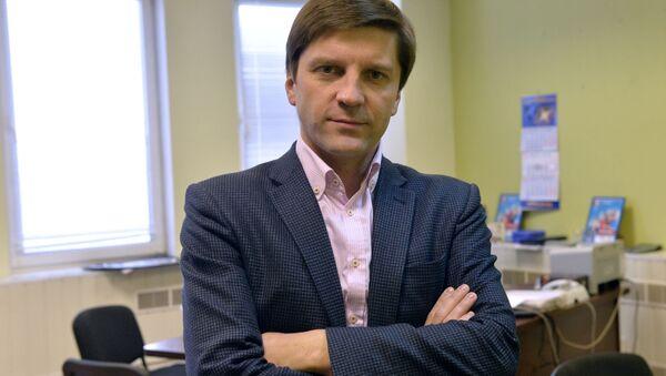 Иван Эйсмонт в программе Горизонт событий - Sputnik Беларусь