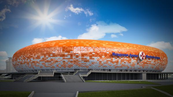 Мордовия Арена, Саранск - Sputnik Беларусь
