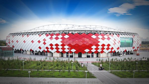 Стадион Спартак, Москва - Sputnik Беларусь