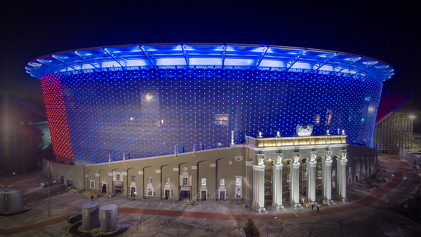 Екатеринбург Арена - Sputnik Беларусь