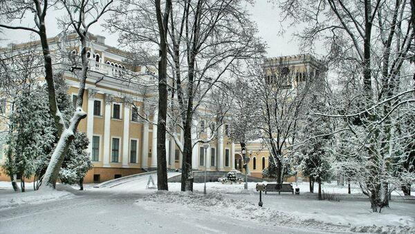 Палац Румянцавых і Паскевічаў - Sputnik Беларусь