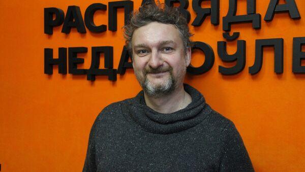Беларускі музыка і прадзюсар Раман Арлоў - Sputnik Беларусь