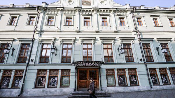 Театр имени Чехова в Москве - Sputnik Беларусь