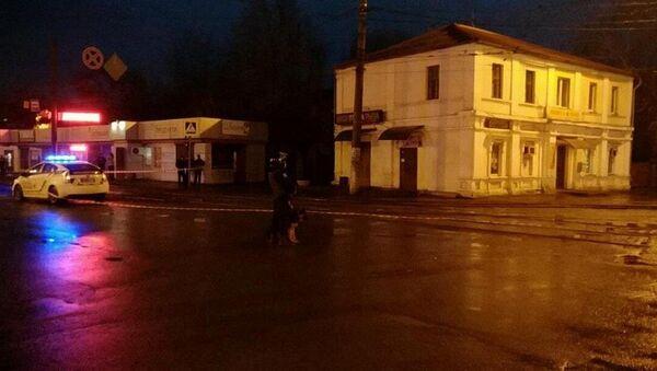 В Харькове среди заложников одиннадцать человек, из них двое дети. - Sputnik Беларусь