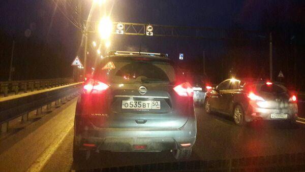 Очереди на границе - Sputnik Беларусь