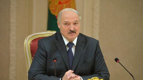 Александр Лукашенко, архивное фото - Sputnik Беларусь