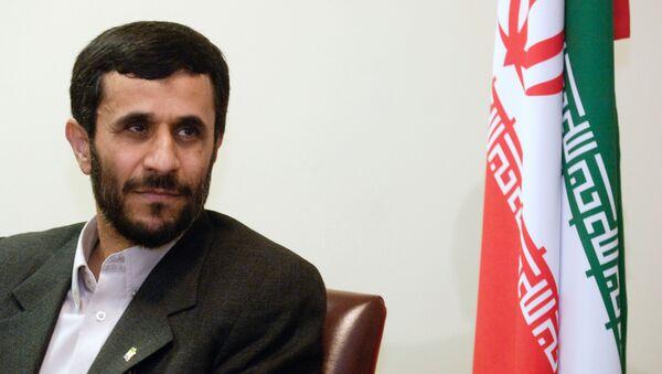 Махмуд Ахмадинежад - Sputnik Беларусь