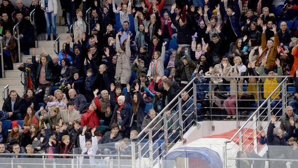 Рождественский турнир-2018 в Минске - Sputnik Беларусь