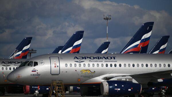 Самолеты в аэропорту Шереметьево - Sputnik Беларусь