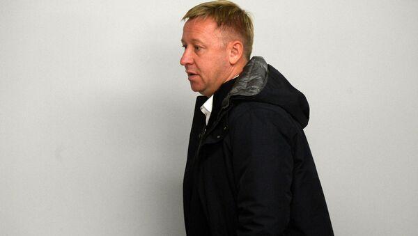Белорусский футбольный тренер Александр Ермакович - Sputnik Беларусь