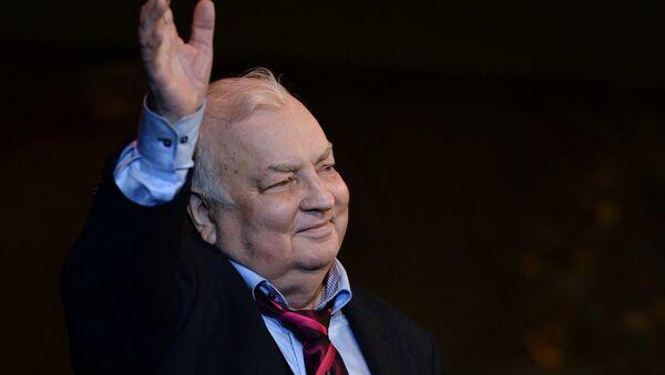 Акцёр Міхаіл Дзяржавін, архіўнае фота - Sputnik Беларусь