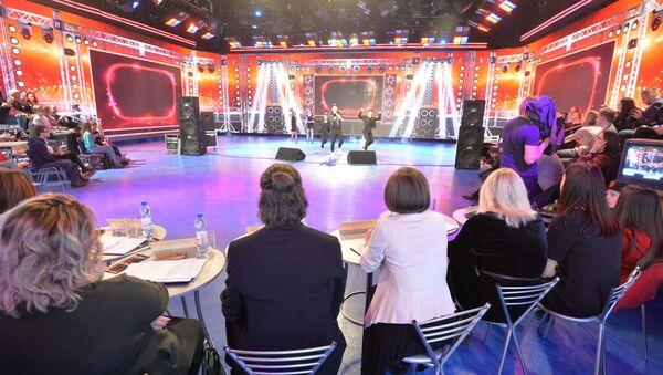 Первый тур национального отбора на Евровидение-2018 - Sputnik Беларусь