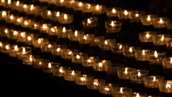 Свечи, архивное фото - Sputnik Беларусь
