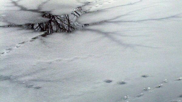 Лед, архивное фото - Sputnik Беларусь