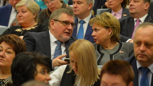 Председатель Белтетелрадикомпании Геннадий Давыдько - Sputnik Беларусь