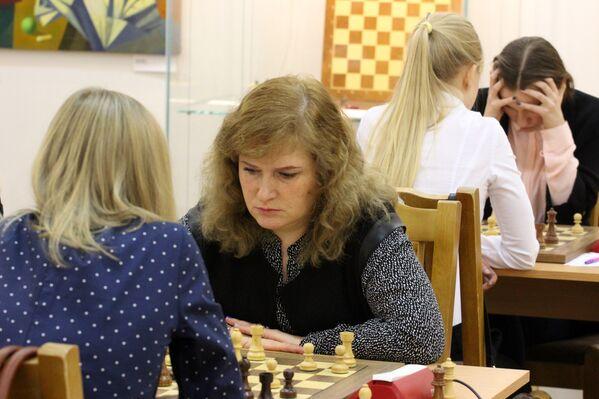 Международный гроссмейстер Генриета Лагвилава - Sputnik Беларусь