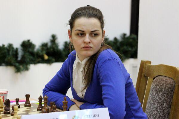 Международный гроссмейстер Ланита Стецко - Sputnik Беларусь