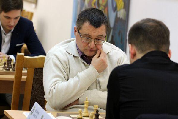 Международный гроссмейстер Алексей Федоров - Sputnik Беларусь