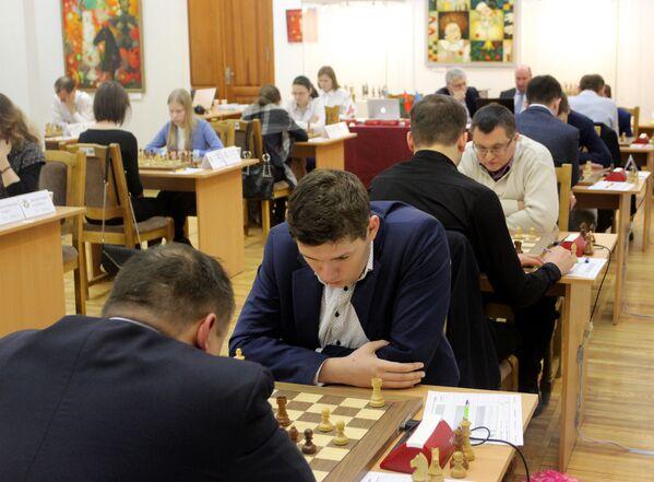 Шахматы — это одновременно спорт, игра, наука, искусство - Sputnik Беларусь