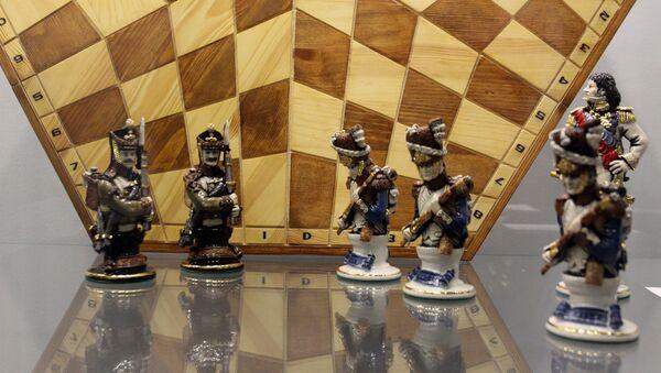 Шахматы - гэта асаблівыя правілы, стыль паводзін, традыцыі, культура - Sputnik Беларусь