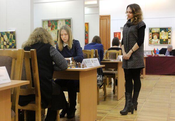 Чемпионат Беларуси проходит в Национальном историческом музее, где царит соответствующая атмосфера - Sputnik Беларусь