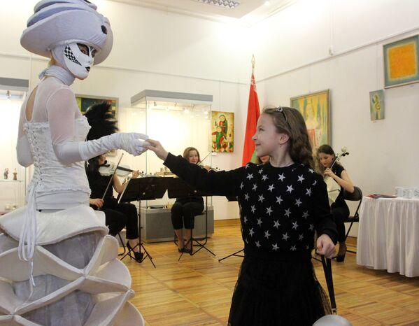 Церемония открытия Чемпионата Беларуси по шахматам - Sputnik Беларусь