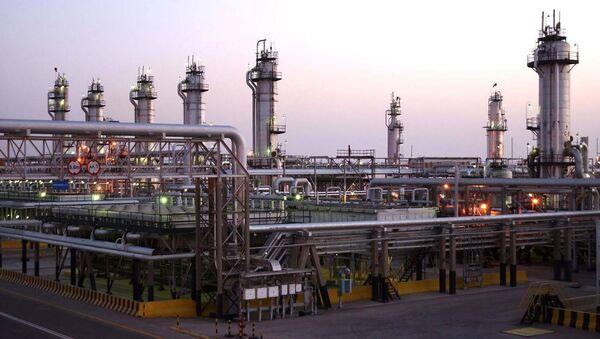 Нефтяной терминал в Саудовской Аравии - Sputnik Беларусь