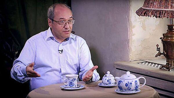 Писатель, историк кулинарии Павел Сюткин - Sputnik Беларусь