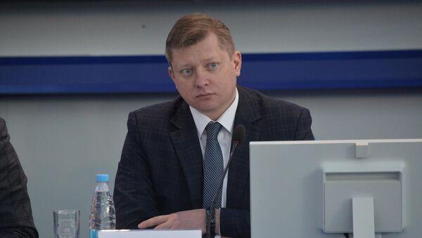 Руководитель НАДА Беларуси Денис Мужжухин - Sputnik Беларусь