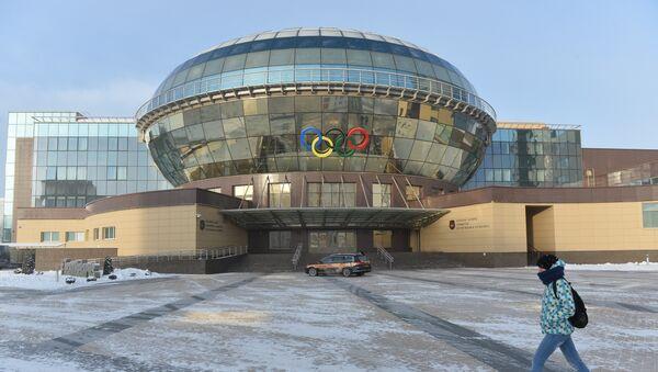 НАК Беларусі запланаваў некалькі буйных мерапрыемстваў на 2019 г. - Sputnik Беларусь