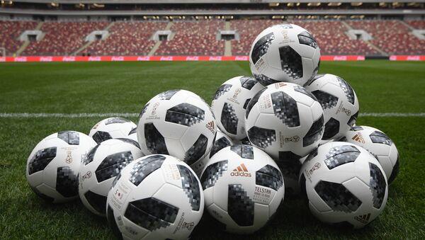 Официальный мяч чемпионата мира 2018 по футболу - Sputnik Беларусь