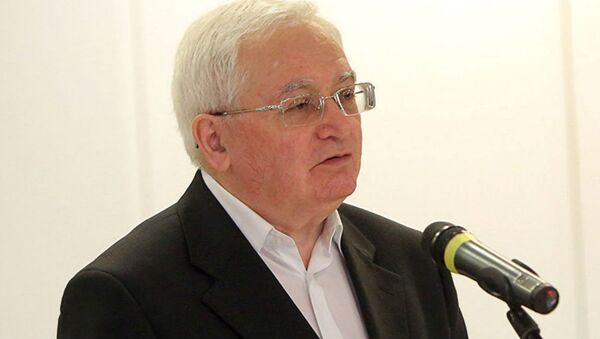 Политолог Юрий Светов  - Sputnik Беларусь