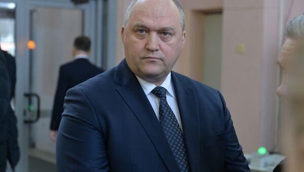 Руководитель Госкомвоенпрома Олег Двигалев - Sputnik Беларусь