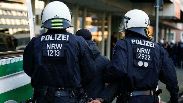 Полицейские в Германии - Sputnik Беларусь