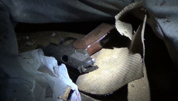Операция ФСБ по уничтожению террориста в Нижнем Новгороде - Sputnik Беларусь