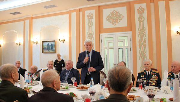 Посол России в Беларуси Александр Суриков - Sputnik Беларусь
