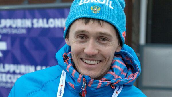 Лыжник Никита Крюков - Sputnik Беларусь
