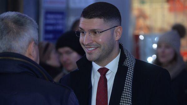 Глава контактной группы по Ливии при МИД РФ и Госдуме Лев Деньгов - Sputnik Беларусь