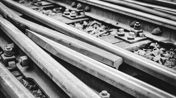 Железная дорога, архивное фото - Sputnik Беларусь