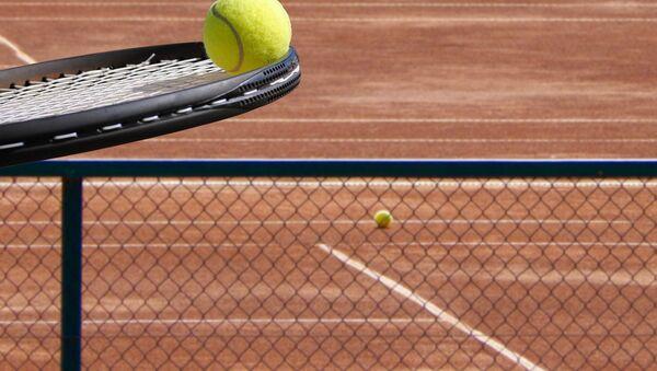 Теннис, архивное фото - Sputnik Беларусь